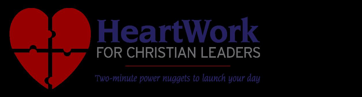 HeartWork for Christian Leaders